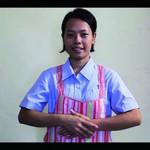 Yayan在《美好生活》中飾演的印傭,與自身的經歷十分相似。(照片由受訪者提供)