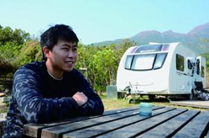 Caravan Hong Kong創辦人鄧嘉裕認為,民政事務總署把露營車定義作旅館並不合理。