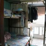 華富邨每個單位都設有露台,讓居民可看到海景,也能增加單位的空間感。(陳嘉詠攝)