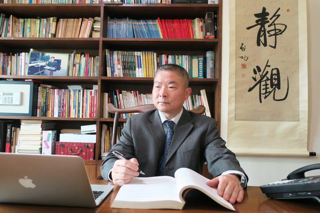 胡朝暉認為,在逃票團的問題上,旅行社、遊客、景區均需負責。(受訪者提供)