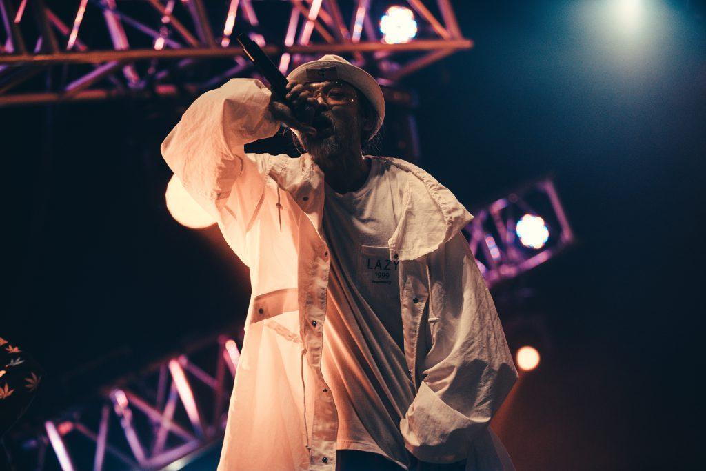 LMF主音MC仁透露籌劃音樂會《大懶堂二十祭》的歌曲流程至演出前一星期才落實。(受訪者提供)